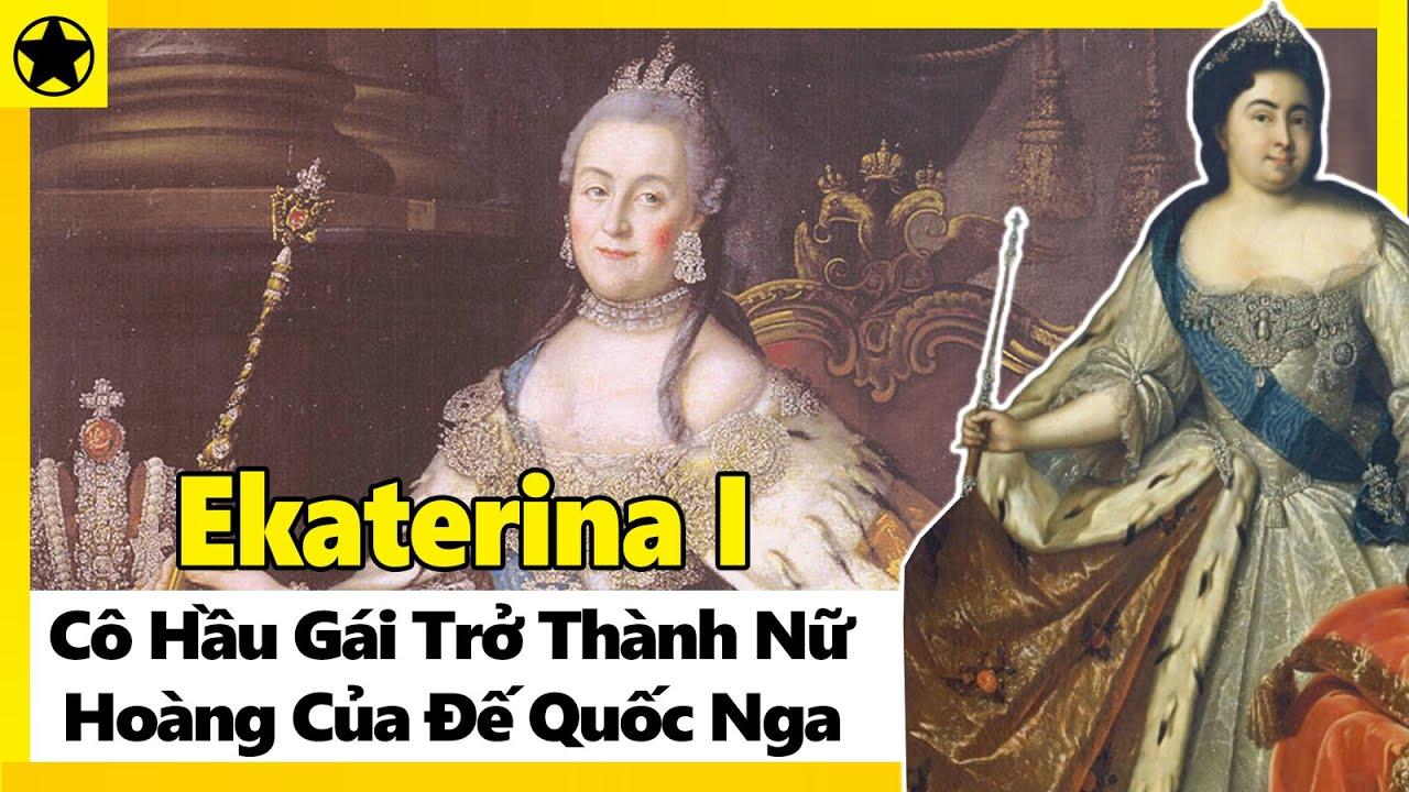 Download Ekaterina I - Cô Hầu Gái Trở Thành Nữ Hoàng Đầu Tiên Của Đế Quốc Nga