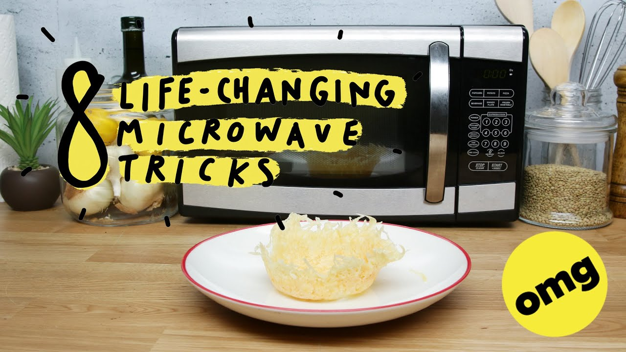 8 Life-Changing Microwave Tricks