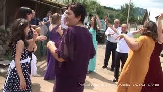 Ashot & Varduhi Wedding  23 08 2018 Qvori Gal 1 mas