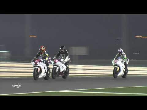 2015 / 2016 Qatar Superbike Round 1 // Supersport Race 1