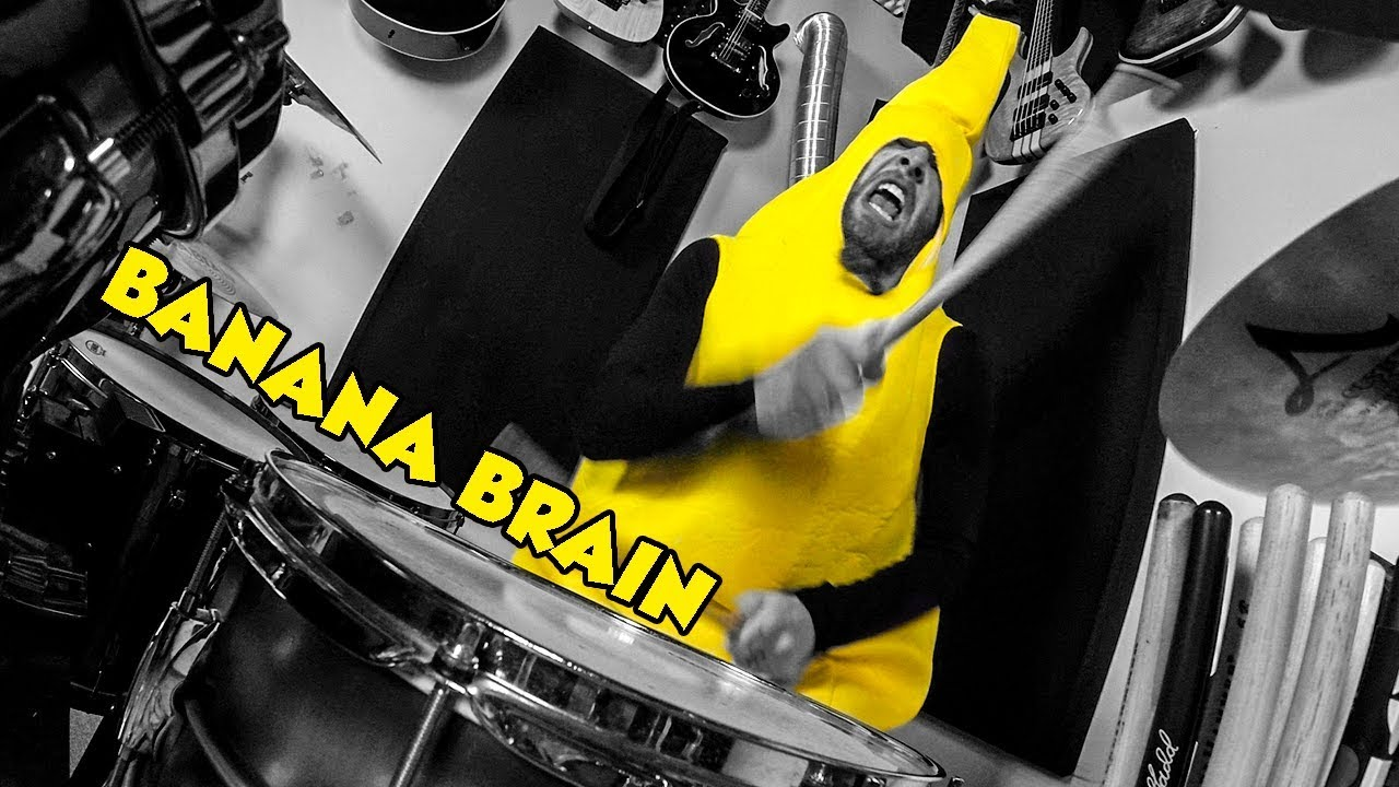 Banana Brain (metal cover by Leo Moracchioli)