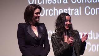 NEKROTRONIC Complete World Premiere Intro/Q&A Monica Bellucci, Kiah Roache-Turner, Caroline Ford