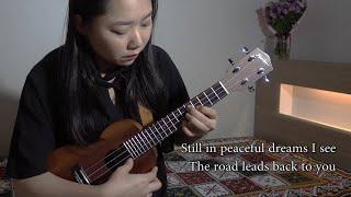 Georgia on my mind (ukulele jazz)