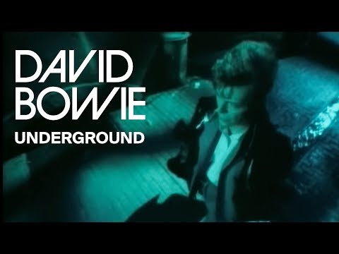 David Bowie - Underground (Official Video) Mp3