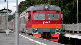 ЭД2Т-0009 , станция Тайцы