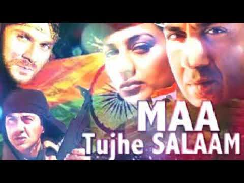 MAA Tujhe Salam Remix Dj Song
