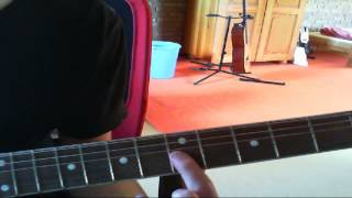 """Wie spiele ich """"Wie es geht"""" (Die Ärzte) auf Gitarre? [Intro]"""