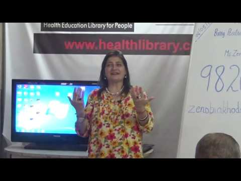 Remove Negativity Increase Positive Luck By Ms. Zenobia Khodaiji HELP Talks Video