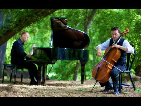 Christina Perri - A Thousand Years (Piano/Cello Cover) - The