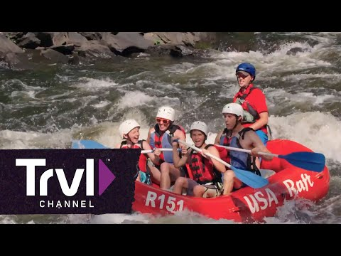 Great Smoky Mountain Adventure - Travel Channel