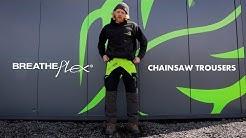 Breatheflex Chainsaw Trousers