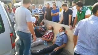 Gebze'de Zincirleme Trafik Kazası: 1 Ağır 4 Yaralı