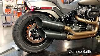 TAB Performance Slip-on for 2018 Harley-Davidson Fat Bob