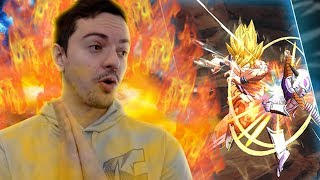 NEW TEAM ULTIMATE ATTACK GAMEPLAY & EVERY CARD IS AN LR! | Dragon Ball Legends