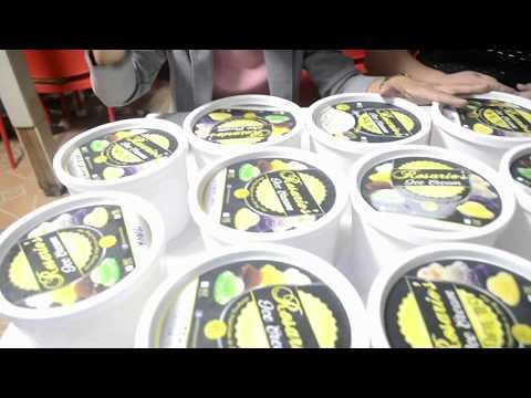 Business Innovation of Rosario's ICE CREAM