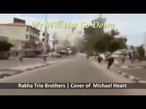 bikin merinding !! lagu anak palestina !! kami tidak menyerah