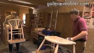 La Chaise Paon De Hans Wegner