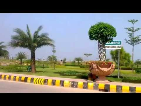 Gulberg Residencia and Greens Islamabad
