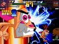 MUGEN battle #854: Dogs vs Cartoon Network