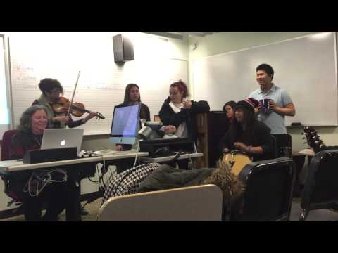 History of Music Therapy Song