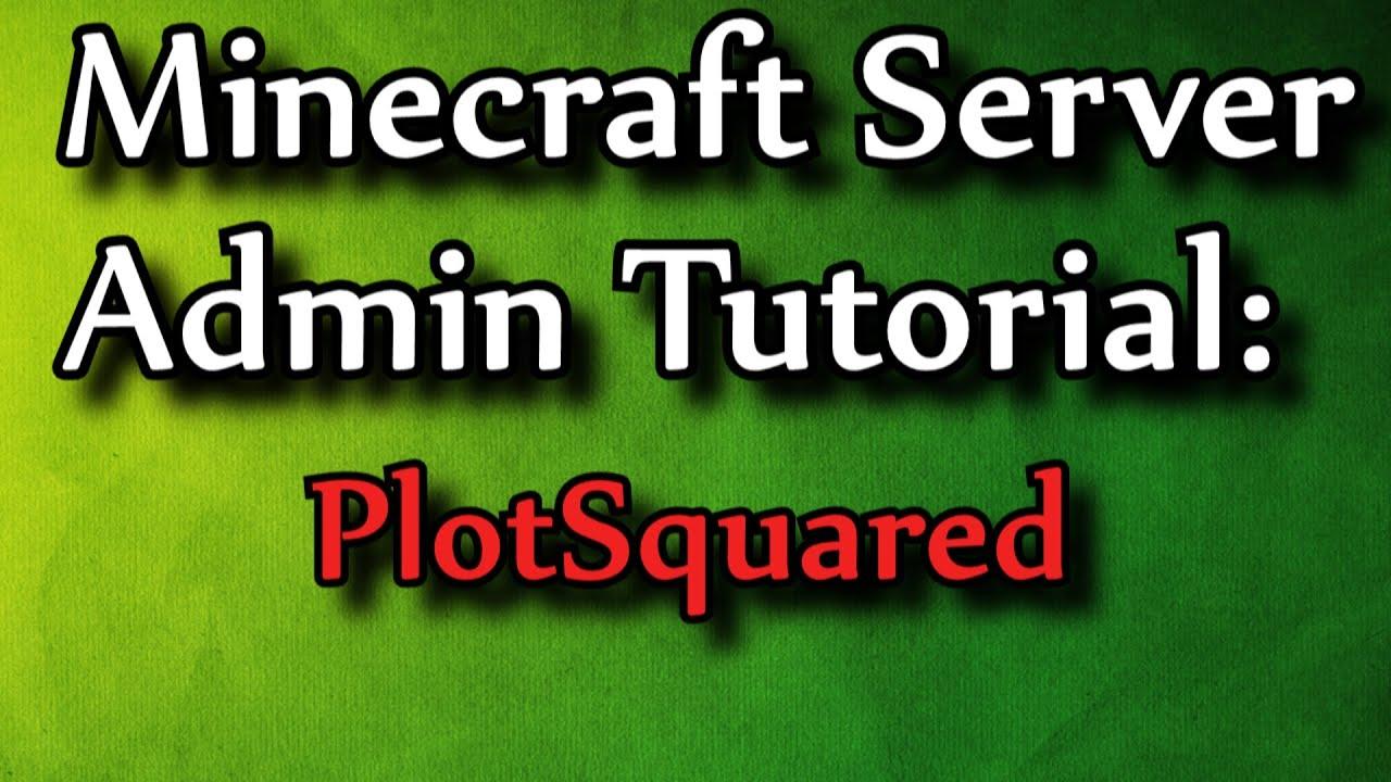 PlotSquared development-builds - Nederlands Minecraft Nieuws