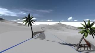 Pista del Mar en Sierra Nevada - Esquí Familias
