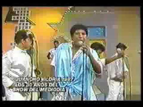 JUANCHO VILORIA Y SU ORQUESTA - Vas A Tener Que Bailar - MERENGUE 80's