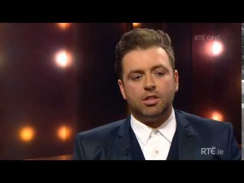Markus Feehily @The Ray D'Arcy Show (7 October 2017)