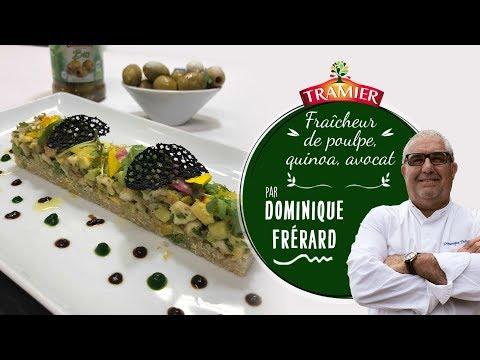 recette-de-fraicheur-de-poulpe,-quinoa,-avocat-par-dominique-frérard