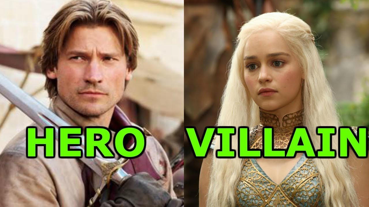 Jamie Lannister - The anti-hero's journey (and Season 8 prediction Game of Thrones)