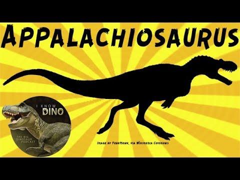 Appalachiosaurus: Dinosaur of the Day