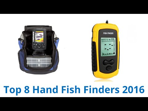 8 Best Hand Fish Finders 2016