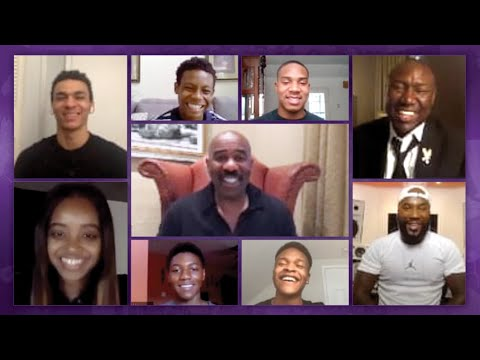 Tamika Mallory, Attorney Benjamin Crump and Jeezy join Mentoring Mondays w/ Steve Harvey - Ep. 7