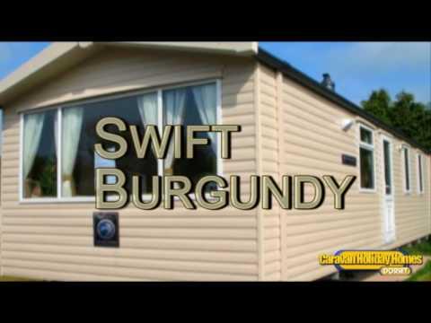 Swift Burgundy Holiday Home Static Caravan FOR SALE Static Caravan Park in Dorset HD
