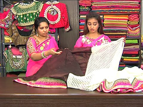 Latest Designer Fancy Sarees Collection with Blouses