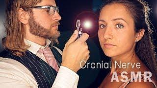 ASMR Cranial Nerve Examination [POV]