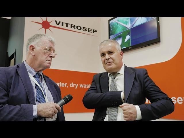 Vitrosep: filtration technology innovations for the glass industry