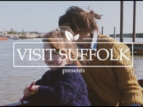 Visit Suffolk presents You. Unplugged - a series of Suffolk films: ESCAPE
