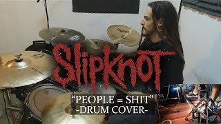 People=Shit - Slipknot - Drum Cover | Sergio ZT