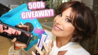 500k Subscriber Celebration Giveaway!
