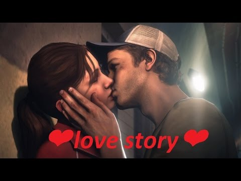 Ellis and Zoey love story Left4dead2 ❤ Best mix sfm
