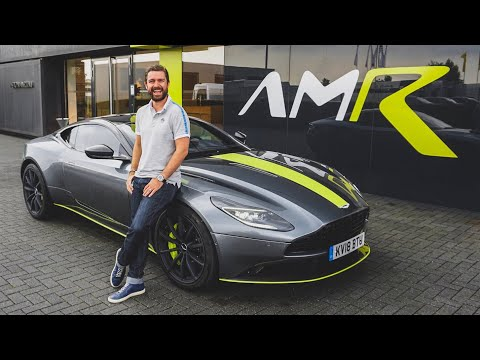 NEW Aston Martin DB11 AMR 2018 - First Drive & Review!