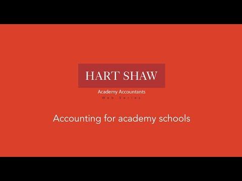 Accounting for Academy Schools - www.hartshaw.co.uk