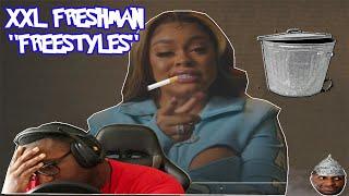 Mulatto i'm sorry.....XXL Freshman Freestyle