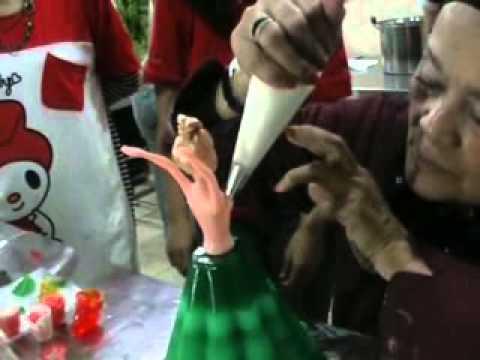 Cara Membuat Pudding Barbie - Kursus - Jual Cetakan - Bahan Kue. from YouTube · Duration:  2 minutes 49 seconds