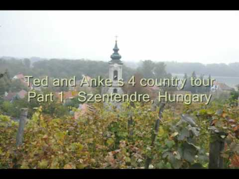 4 Country Tour Part 1 - Szentendre, Hungary