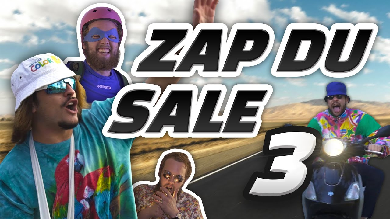 Lorenzo - Zap Du Sale #3