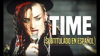 culture club time subtitulado en español