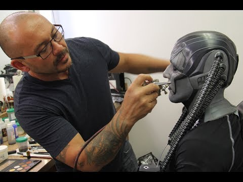 Interview with Makeup Artist Brian Sipe