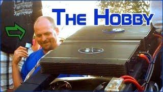 The Hobby Car Audio Compilation | Song: Flaming Beats -